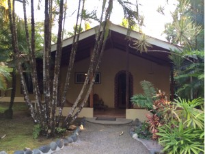 My Casa for a couple of weeks.