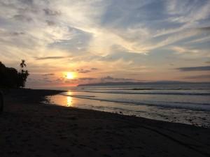 beautiful sunsets everynight