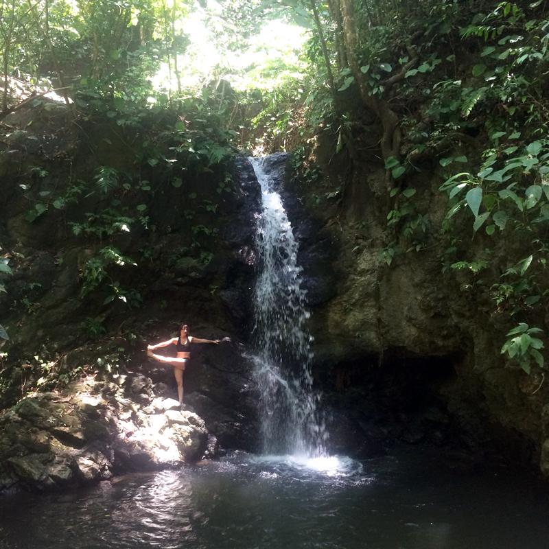 Water Adventure - Costa Rica Yoga