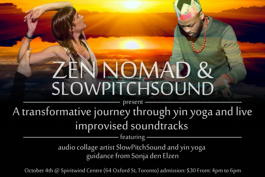 A Transformative Journey Through Sound and Yin Yoga